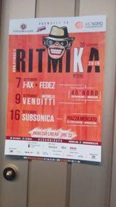 Ritmika_Cartellone