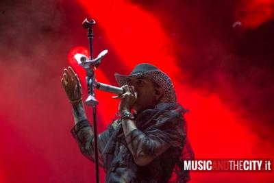 Achille Lauro - Wake Up Festival 2019