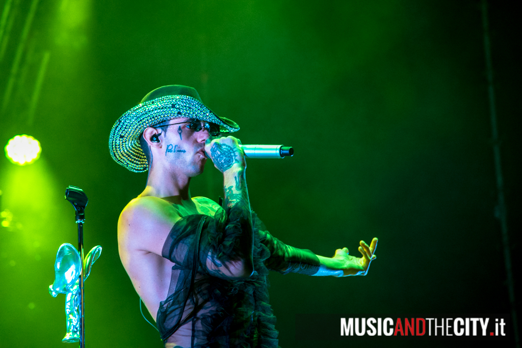 Achille Lauro @ Gruvillage2019