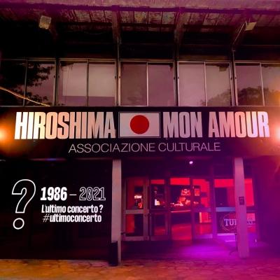 Hiroshima Mon Amour - L'Ultimo Concerto? #ultimoconcerto