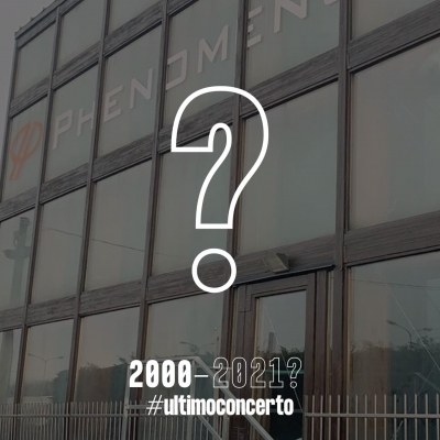 Phenomenon - L'Ultimo Concerto? #ultimoconcerto