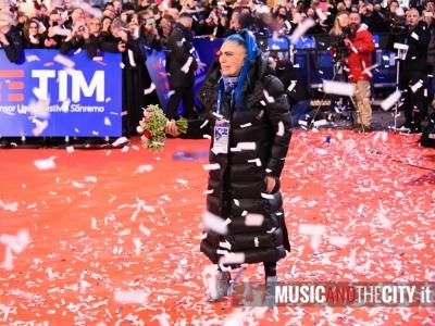 SanRemo2019 Red Carpet