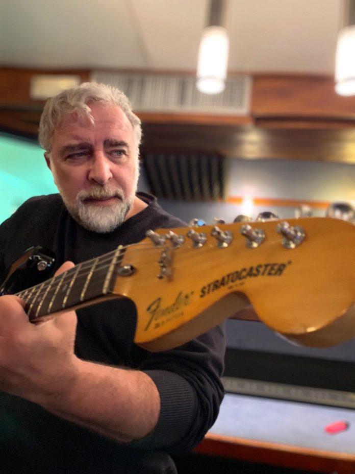 Copertina Errera - Stratocaster