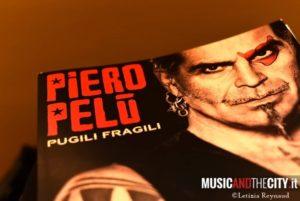 Piero Pelù cartella stampa Pugili Fragili