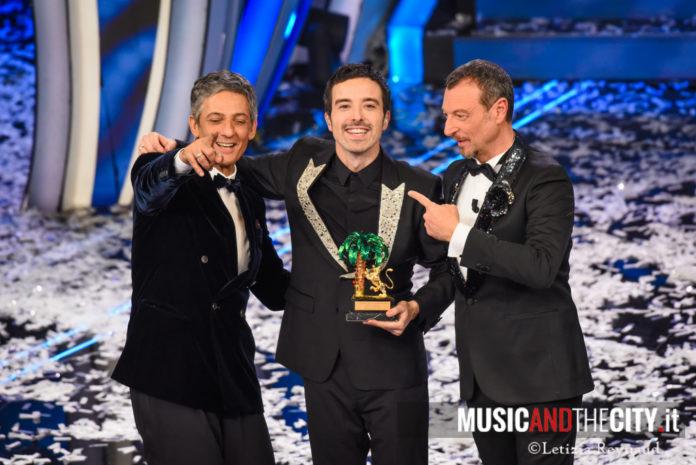 Foto Finale Premiazione Sanremo2020