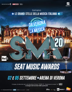 sma-seat music award
