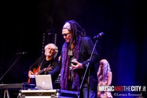 Jean Michel Byron al Sanremo Rock 2020