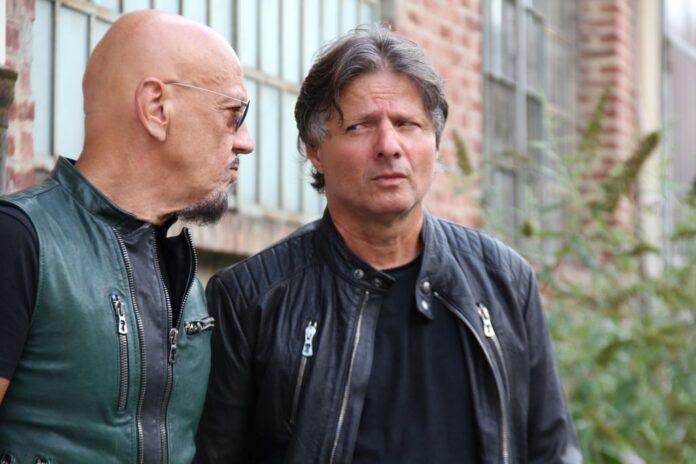Massimo Bigi e Enrico Ruggeri