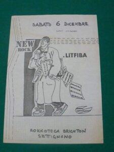 MANIFESTO rokkoteca _ Litfiba