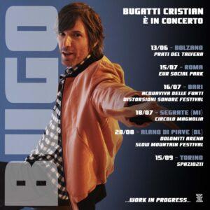 Bugatti Cristian è in Concerto